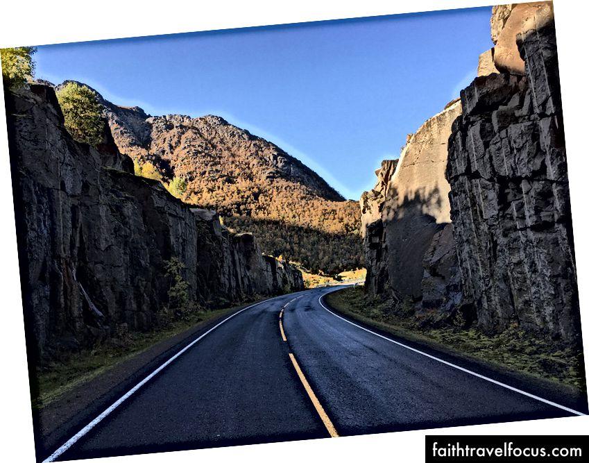 Quan điểm đầu tiên của Lofoten