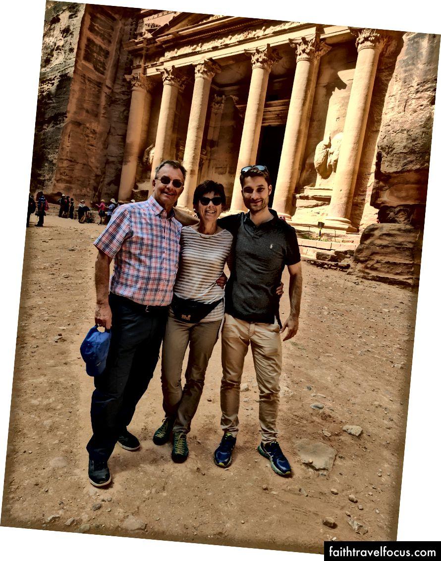 Bir Ömür Boyu Anılar: Petra'da Hazine Ziyareti