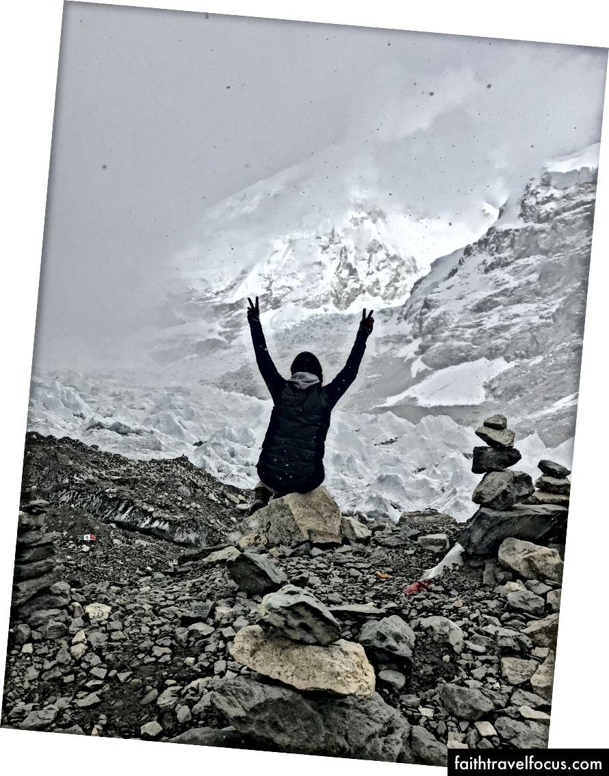 Базовий табір Евересту, 5364 м, Непал