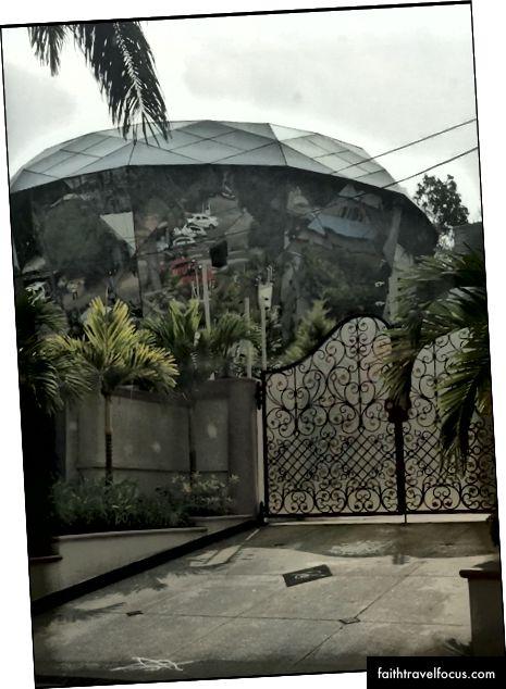 Діамантовий будинок у Хайдерабаді - Індія