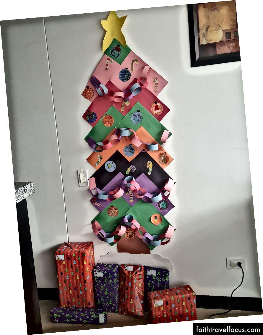 Різдвяна ялинка Андерсона