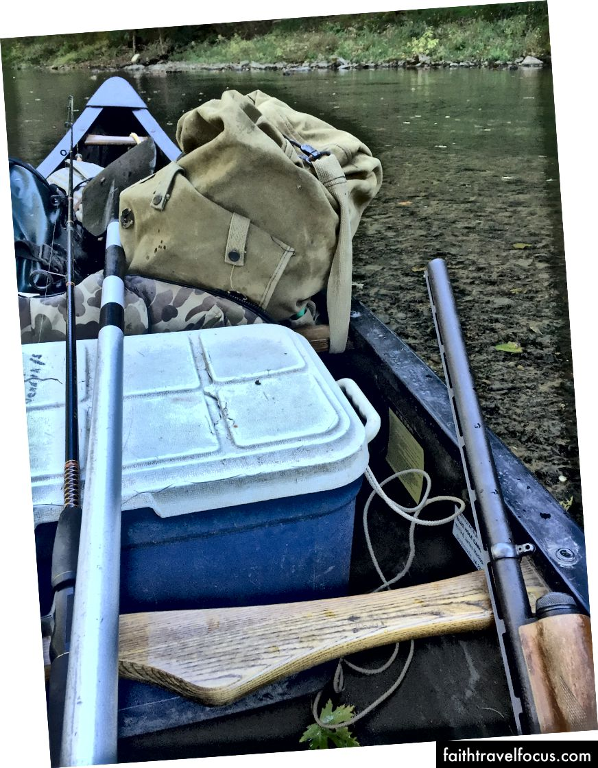 Життя з каное, одна з моїх найглибших пристрастей.