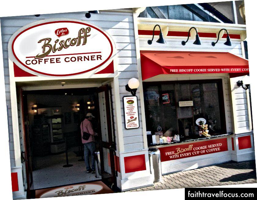 Cà phê Biscoff - Bến tàu 39