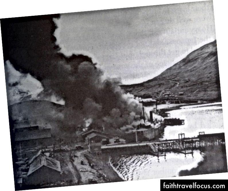 Нідерландська гавань, Вікіпедія 1942 року.