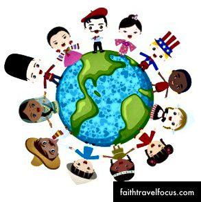 Hãy để Lẫn cảm hơn và thực sự hữu ích hơn cho những người đến từ quốc gia khác.
