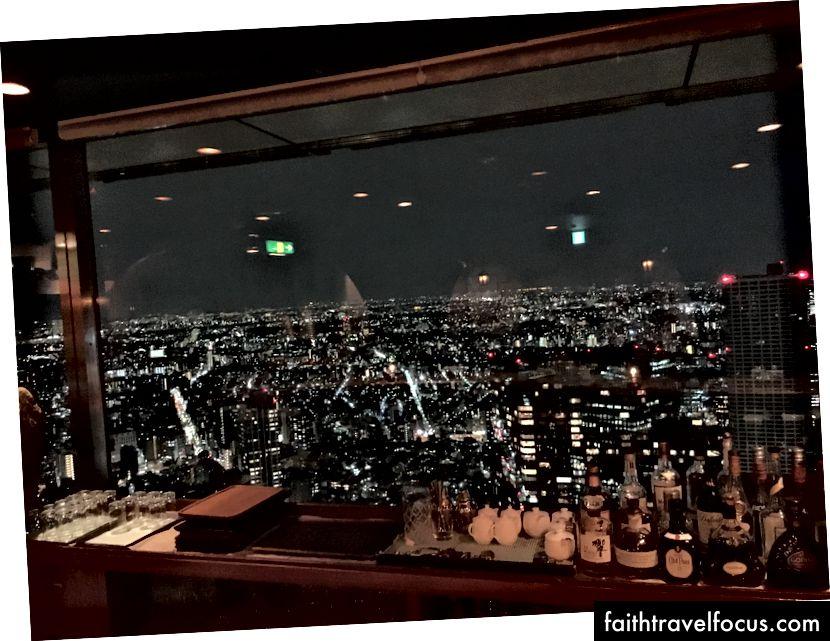 Tokyo nhìn từ Shinjuku