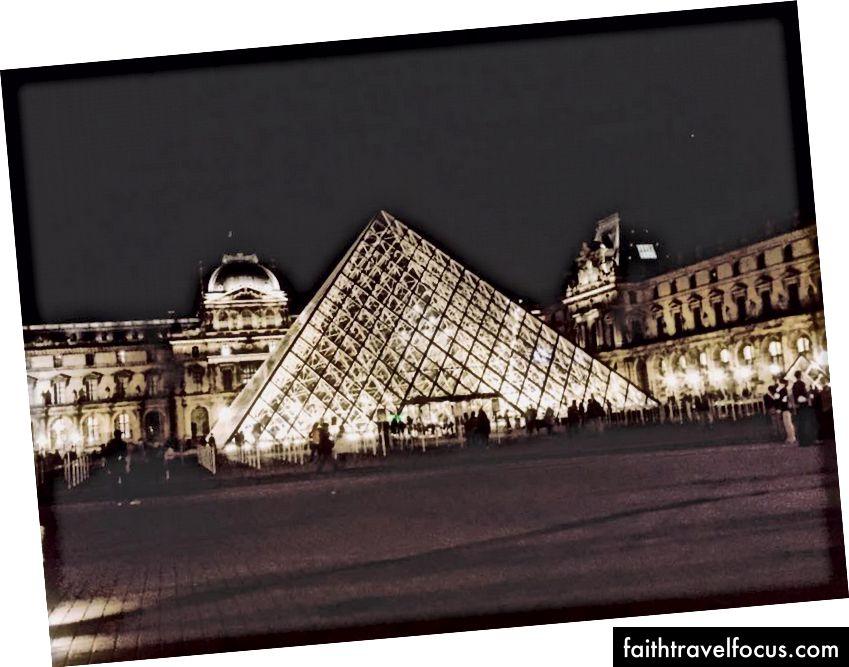 Лувр, Париж, Франція