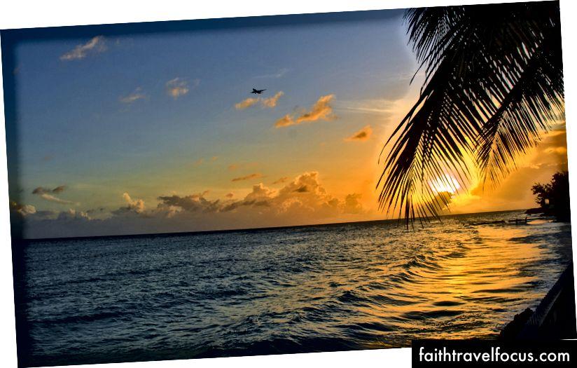 Захід сонця, Барбадос   © Беріт Ваткін / Flickr