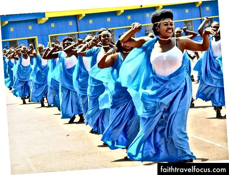 Руанда Традиційний танець