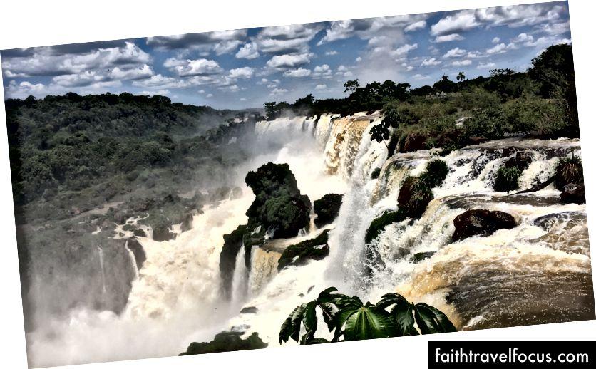 завантаження кількості даних про водоспад