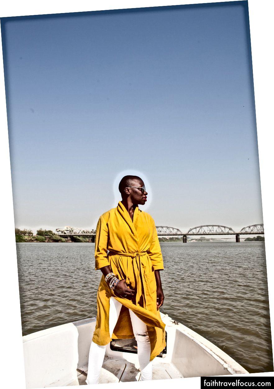 Плавання по Нілу в Хартумі (Фото: Elkhair Balla)