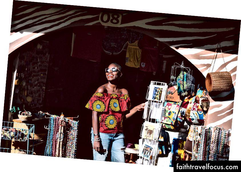 Національний театр - мій улюблений ринок у Східній Африці (Фото: Sarah Waiswa)