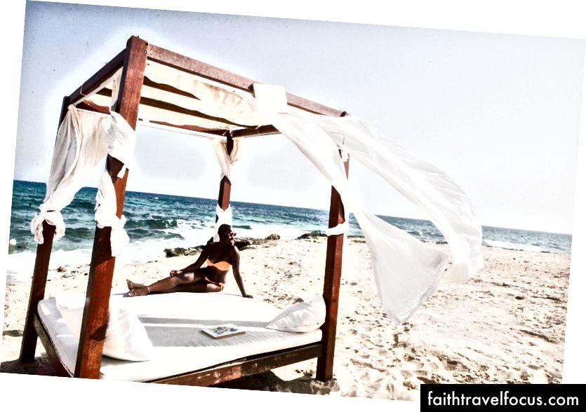 Пляжі Хаммамету (Фото: Фатен Бокрі)