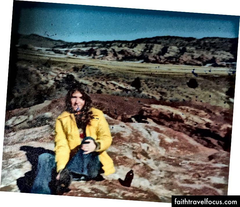 Лінда в Скелястих горах