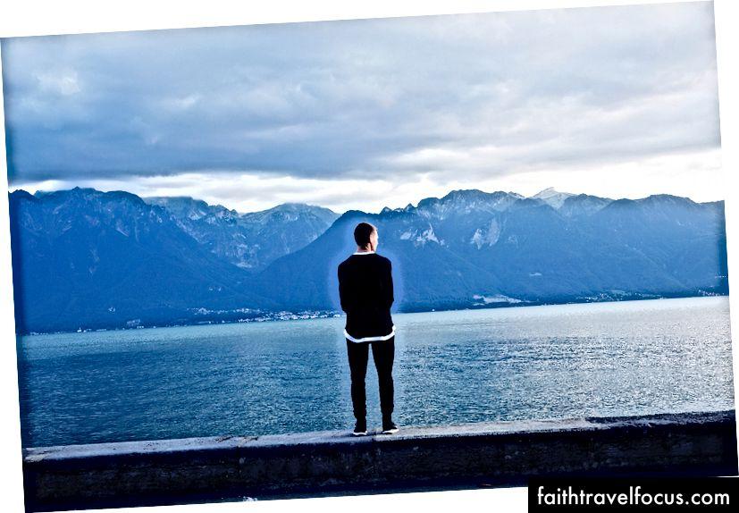 Vevey, İsviçre