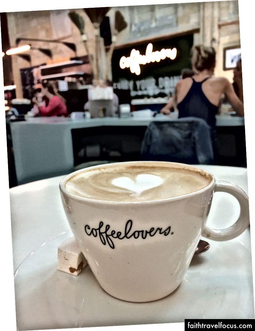 Кавоварна> Starbucks (на мою скромну думку)