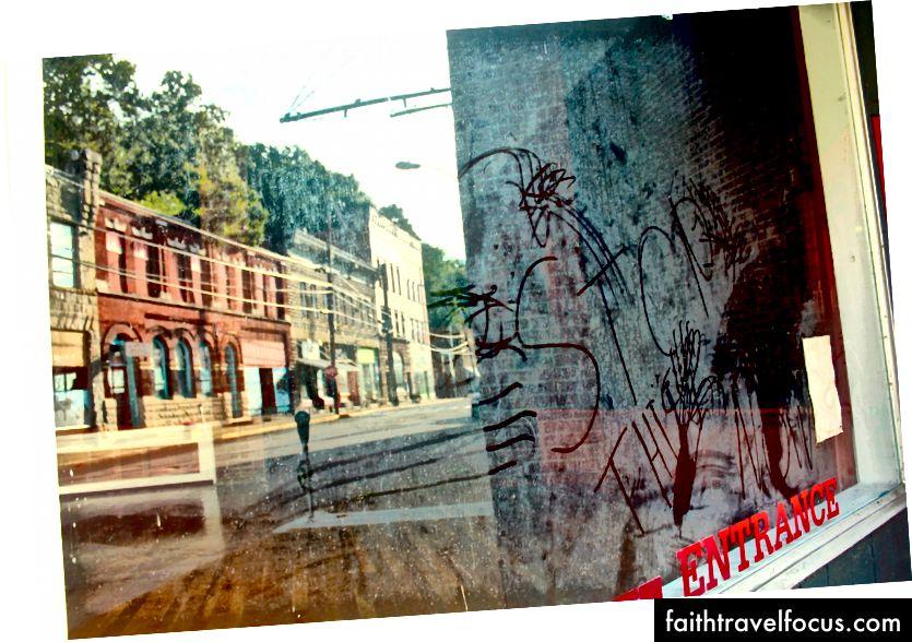 Main Street, Саттон, штат Вірджинія. (Фотографія: Оріана Швіндт)