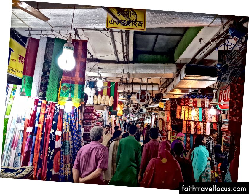 Ньюмаркет, центральний ринок Даки