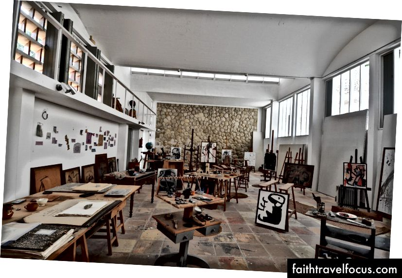 Fundacio Joan Miro | © s74 / Shutterstock