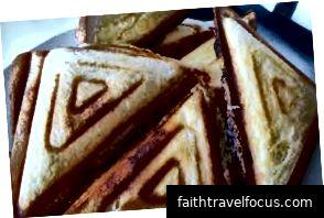Tôi yêu một bánh mì nướng ngon, nhưng nó không phải là một bữa ăn.