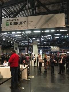 Tech Crunch Berlin 2017