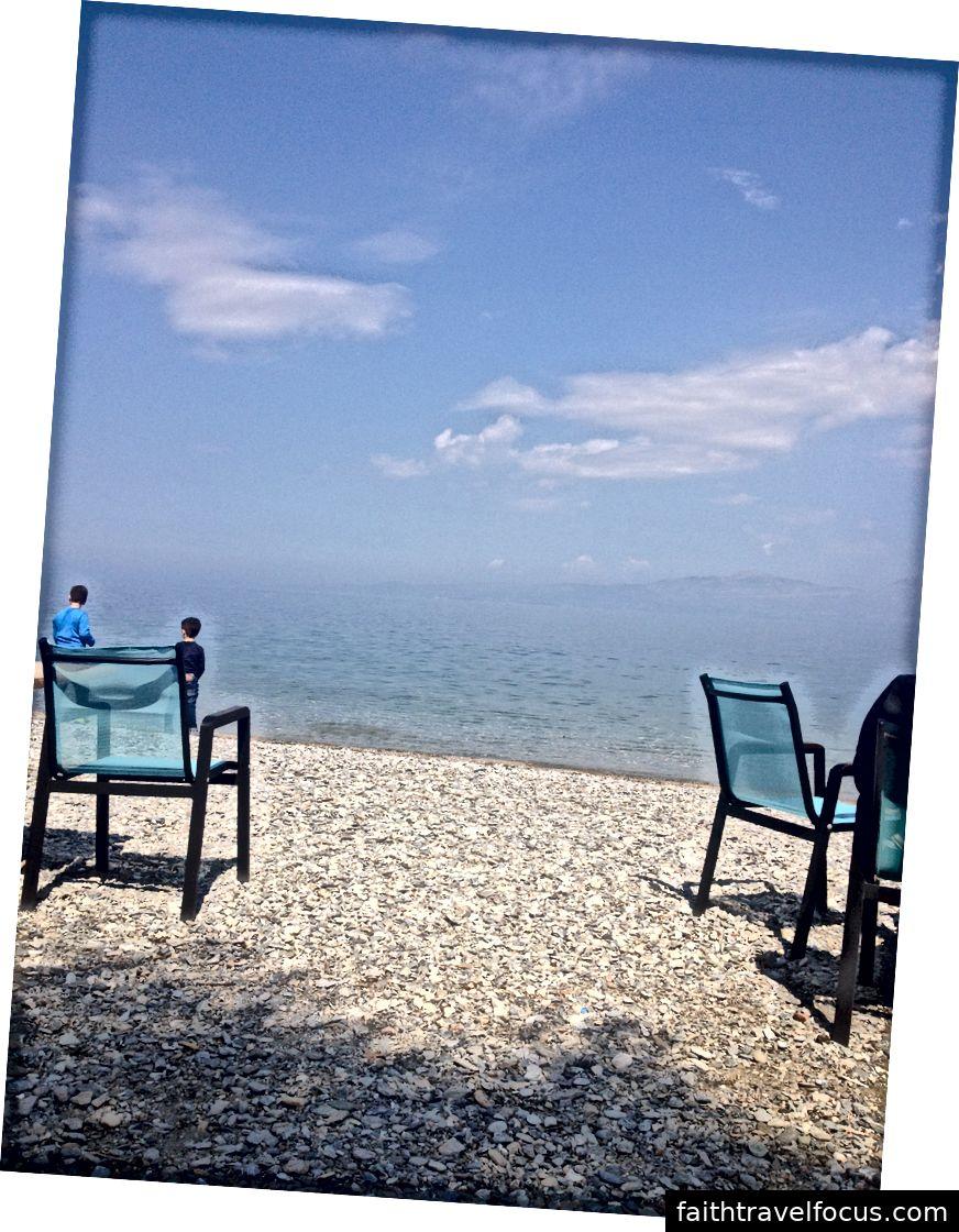 Три місяці перебування в Греції, березень-травень 2017 року.