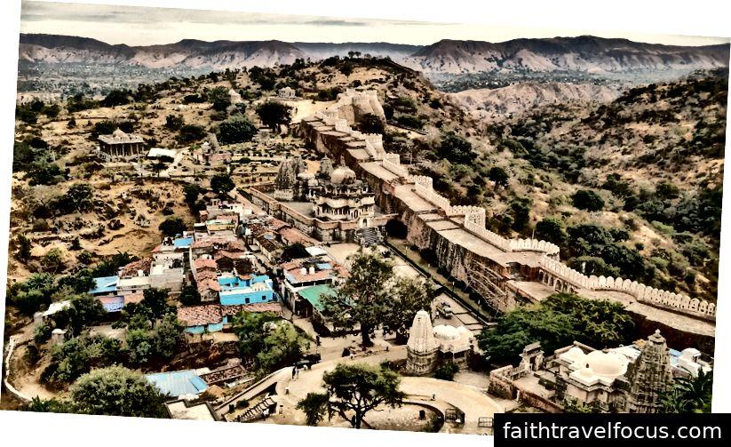 Pháo đài Kumbalgarh