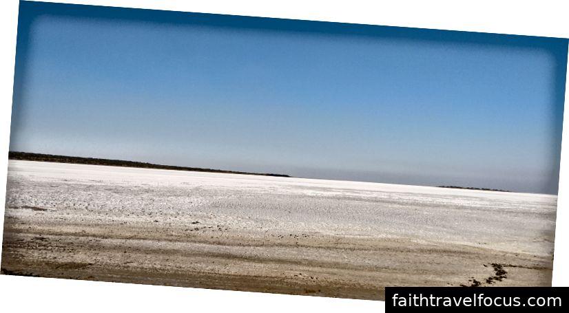 Сухе Солоне озеро- Долавіра