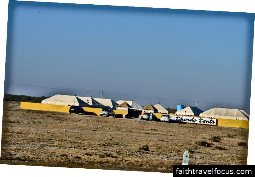 Кемпінг село Палатки
