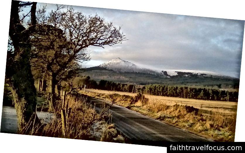 Bennachie - İskoçya'da Aberdeenshire'ın granit ruhu