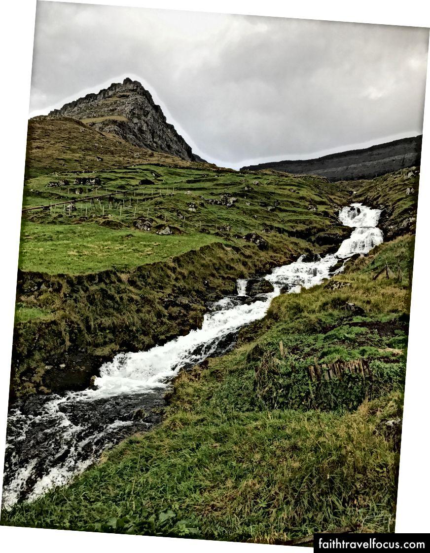 Фарерські острови - жовтень 2017. Фото мною.