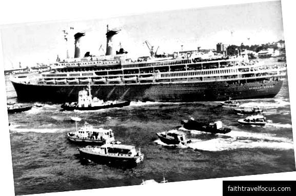 Achille Lauro giữa một tình huống cướp biển