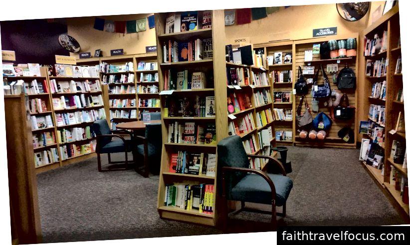 Кредит для фотографій: Книга-магазин