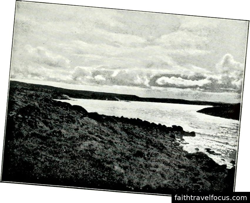 Dubawnt drenajı 1911, Flickr'dan beri bu ülkeyi çok fazla insan görmedi