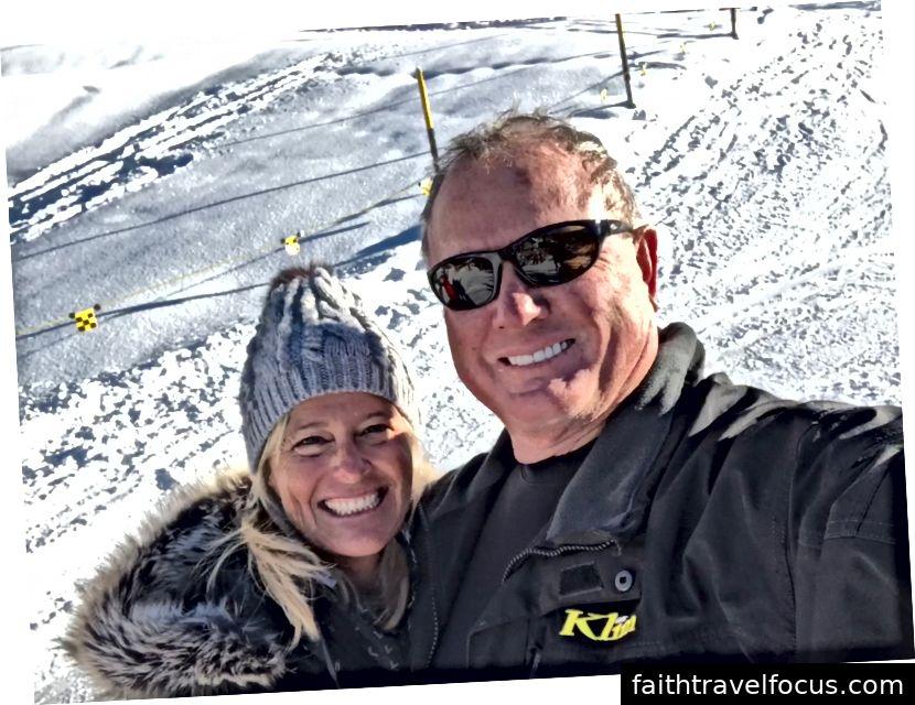 Tháng Tư Trượt tuyết