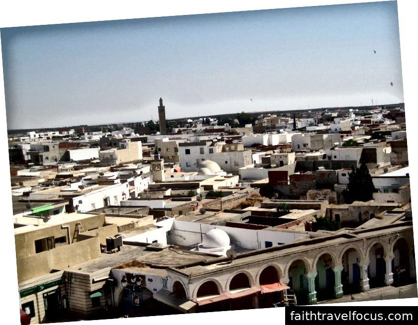 El Djem, Tunus - tüm fotoğraflar yazarın