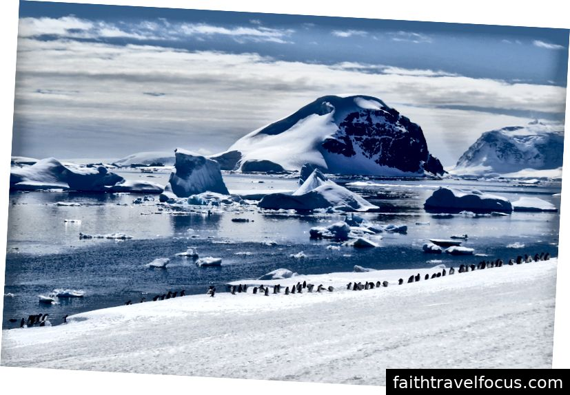 SH - Антарктида 2016