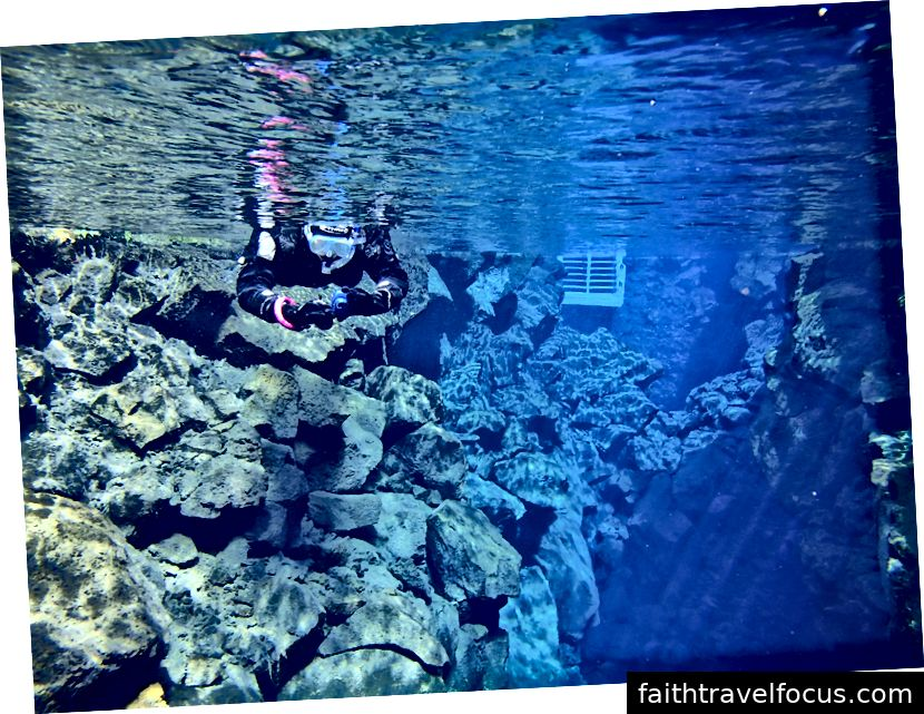 Підводне плавання в Сільфра.