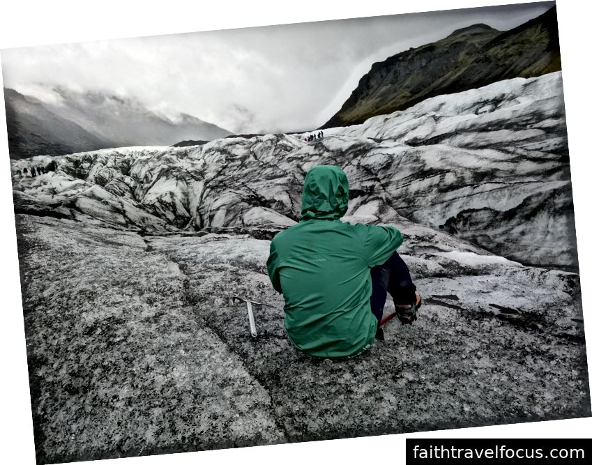 Льодовикова прогулянка.