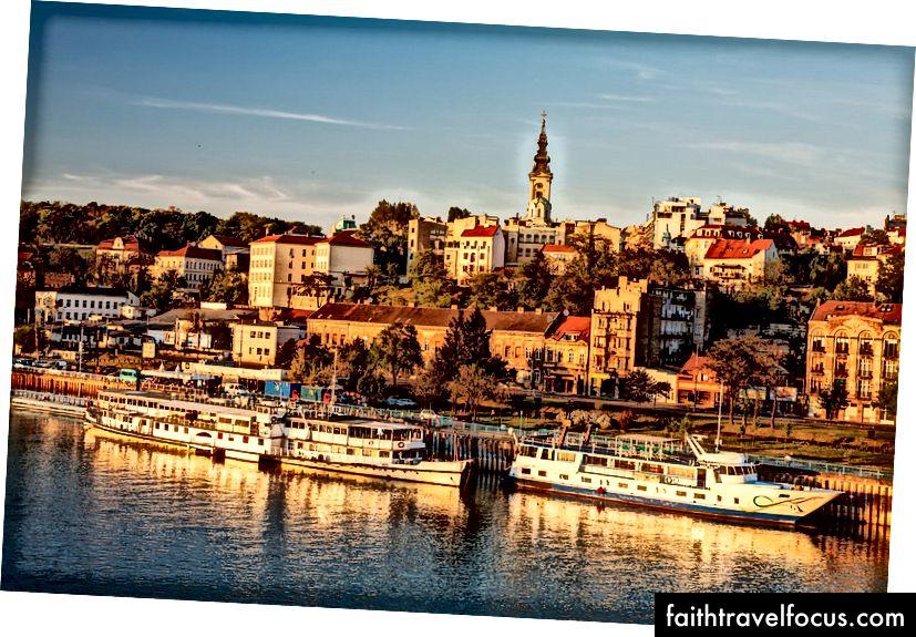 "Belgradas | © Vladimiras Nenezicas / ""Shutterstock"""