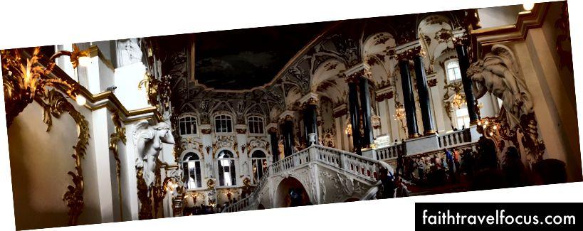 Ermitažas, Sankt Peterburgas, Rusija