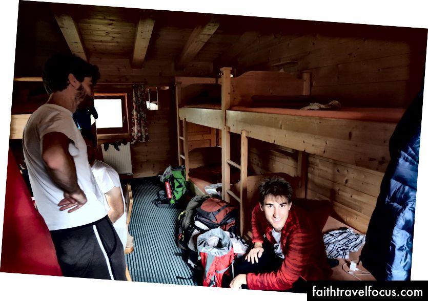 Vifter og sengene våre