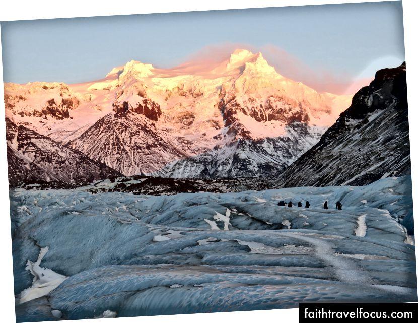 Vatnajökull, foto Kathy McDonald