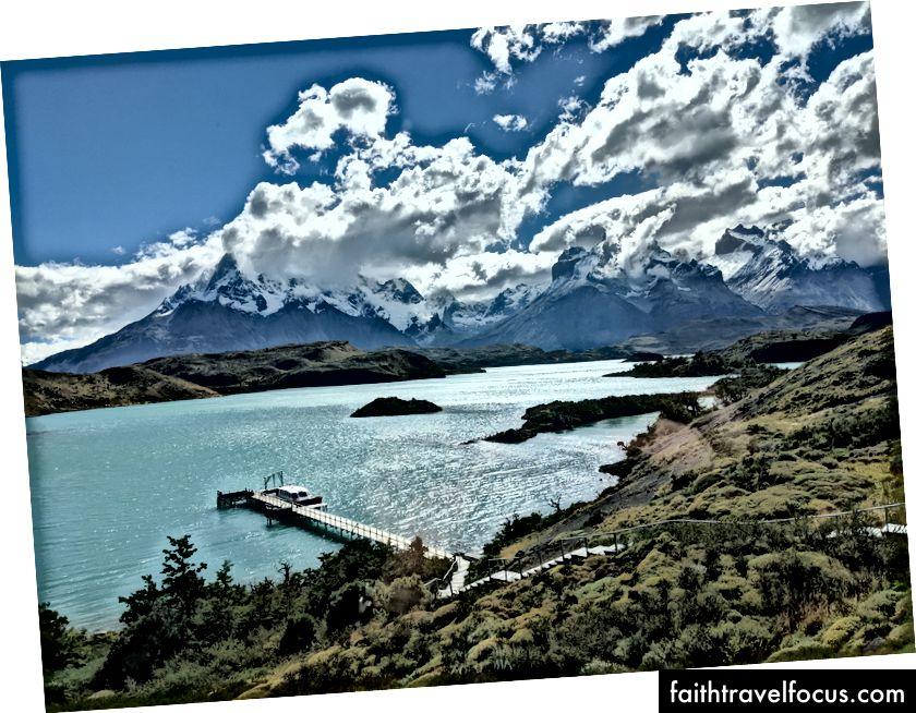 Patagonya'da Torres del Paine, burada benim hayatımın bir bölümünü harcadım