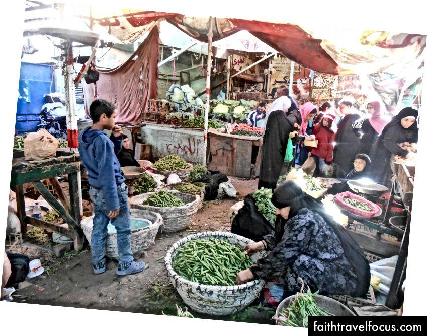 Người bán và người bán nữ   © Mariam Ghorab