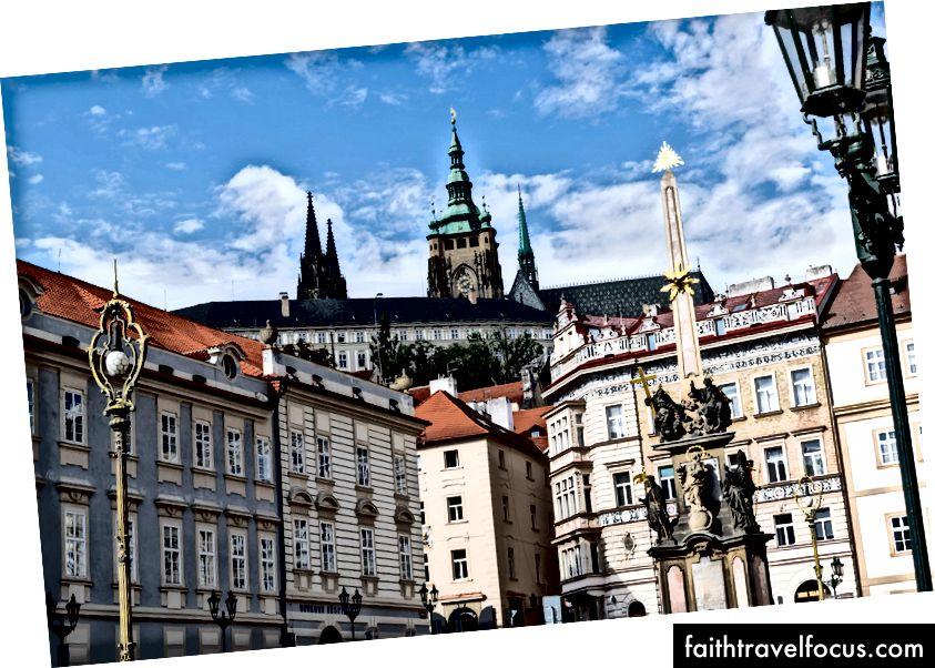 Празький замок, Прага, Чехія - жовтень 2016 року