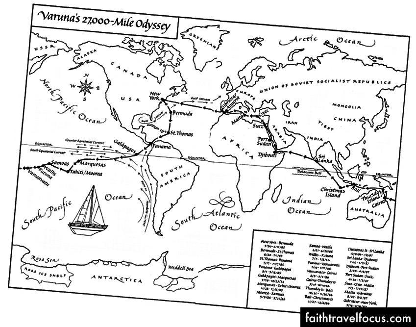 Джерело: Maiden Voyage від Tania Aebi http://amzn.to/2HKl1ZL