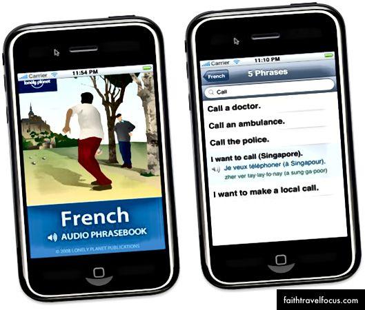 Ứng dụng Lonely Planet sớm trên iOS