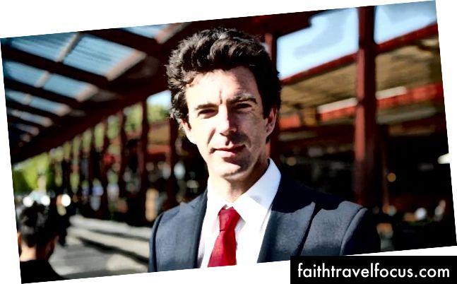 Ben Sandford - Ảnh: Robert Steven / Fairfax, New Zealand
