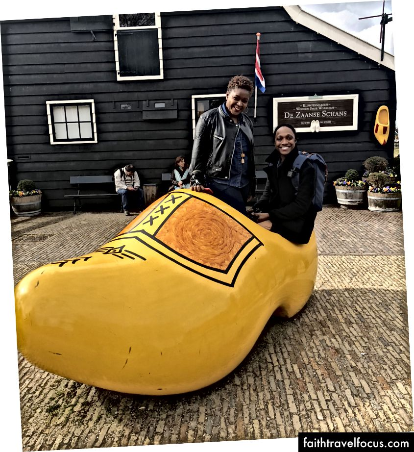 Tham quan Zaanse Schans ở Amsterdam, Hà Lan